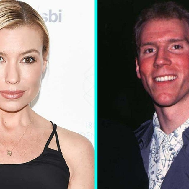 Tracy Anderson and her ex-husband Eric Anderson
