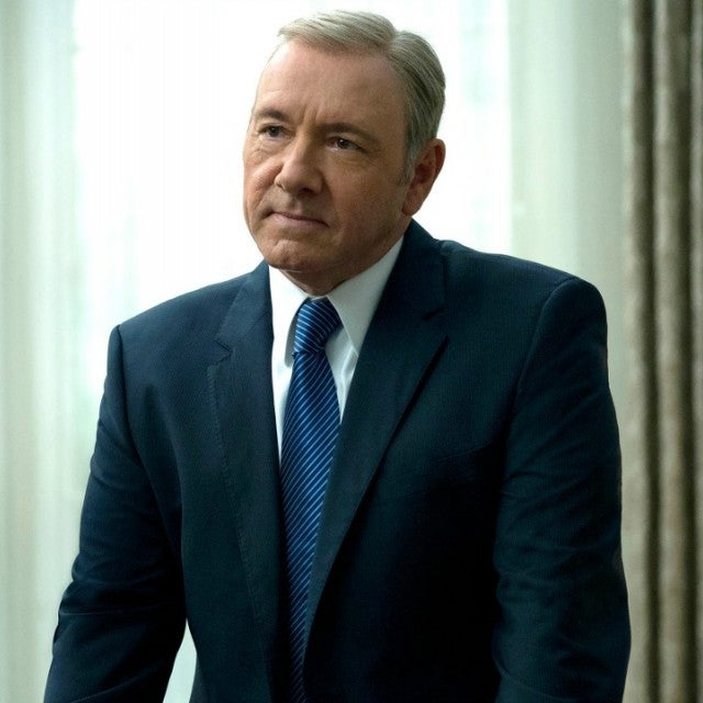 tv departures house of cards kevin spacey