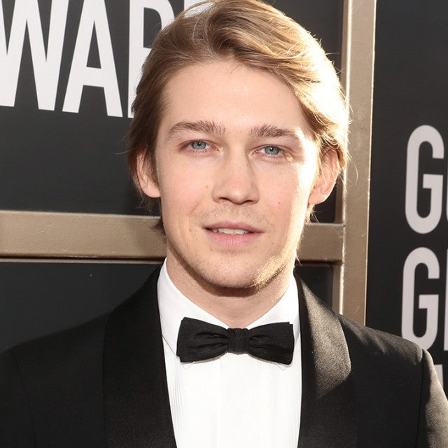 Joe Alwyn at the 2019 Golden Globes at the Beverly Hilton Hotel in LA on Jan. 6