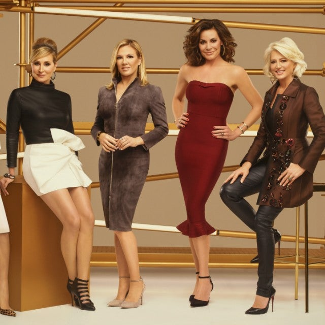 The cast of 'The Real Housewives of New York City,' season 11.