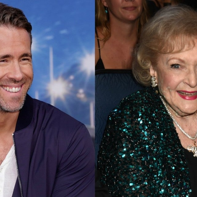 Ryan Reynolds, Betty White