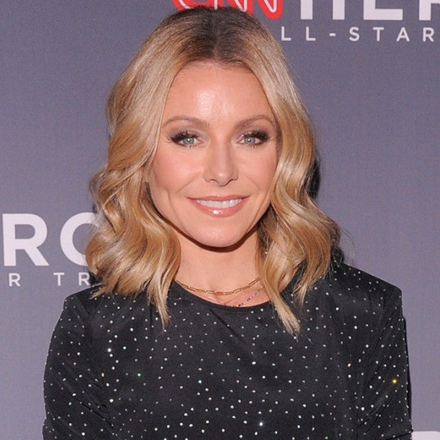 Kelly Ripa at CNN Heroes 2018