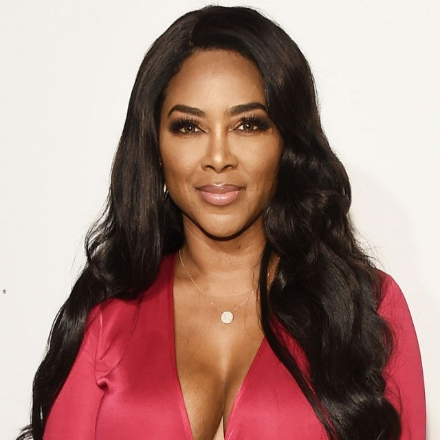 Kenya Moore in 2018