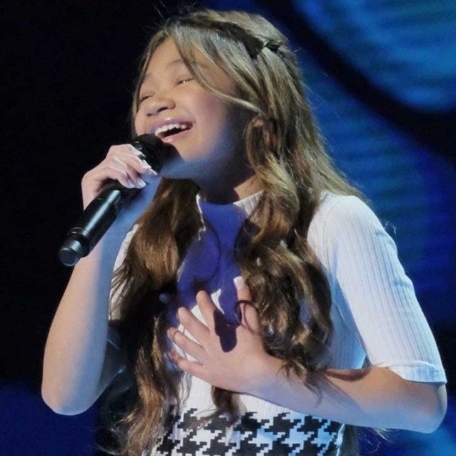 Angelica Hale on 'America's Got Talent: The Champions'