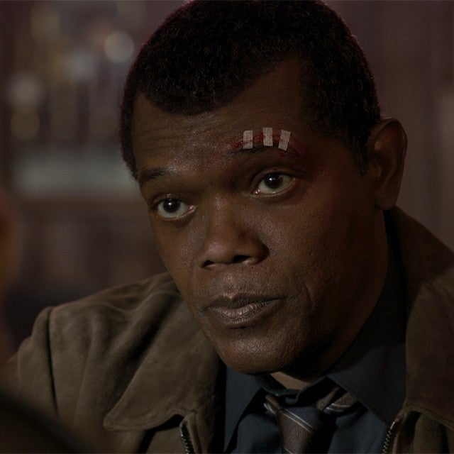 Captain Marvel, Samuel L Jackson