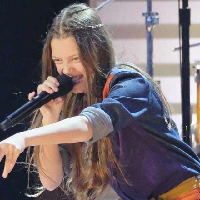 Courtney Hadwin performs on 'America's Got Talent: The Champions'