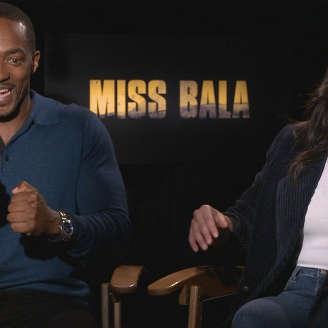 Gina Rodriguez's Hardcore 'Miss Bala' Workouts Left Her Unrecognizable to Anthony Mackie