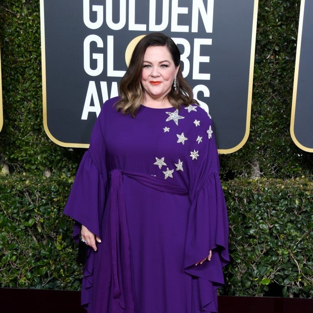 Melissa McCarthy at 2019 golden globes