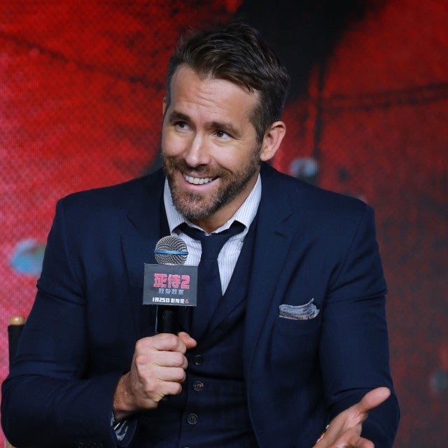 Ryan Reynolds at Deadpool 2 premiere in Beijing