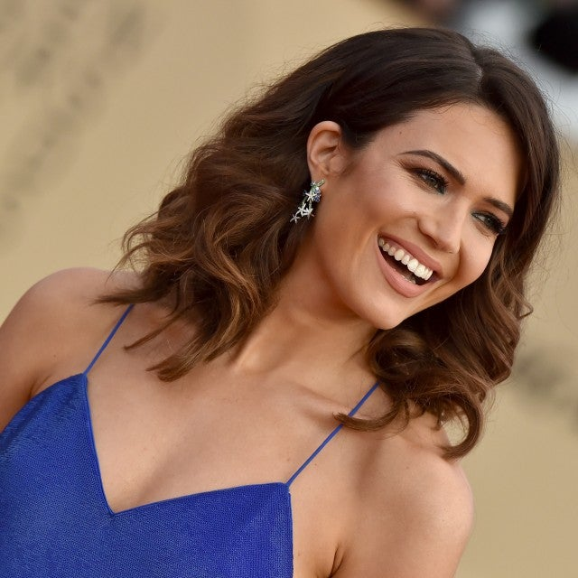 Mandy Moore at 2018 sag awards