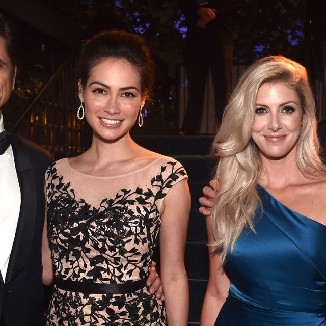 John Stamos, Bob Saget and their wives