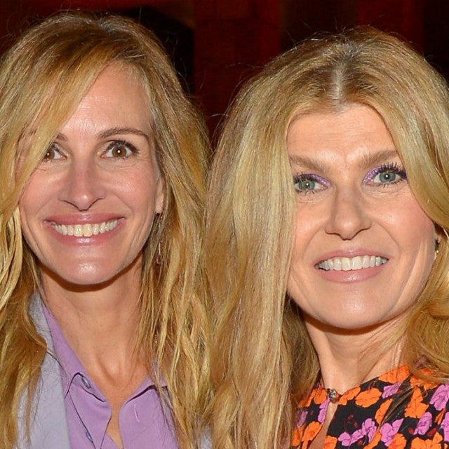 Julia Roberts and Connie Britton