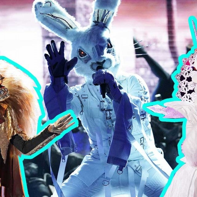 The Lion, The Rabbit and The Unicorn on Fox's 'The Masked Singer'