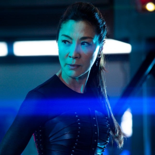 Michelle Yeoh in Star Trek: Discovery