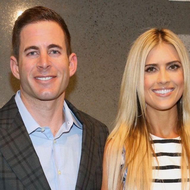 Tarek and Christina El Moussa