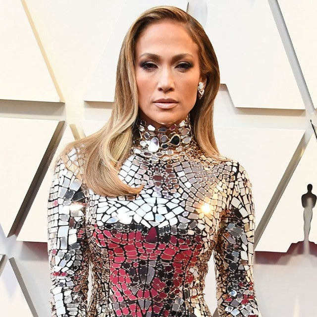 Jennifer Lopez at oscars 2019