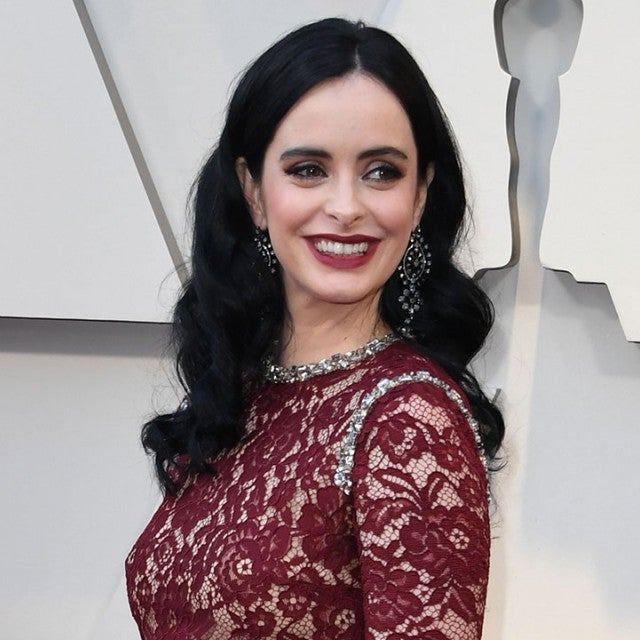Krysten Ritter at 2019 oscars