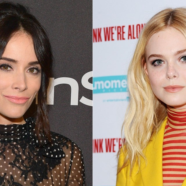 Abigail Spencer and Elle Fanning