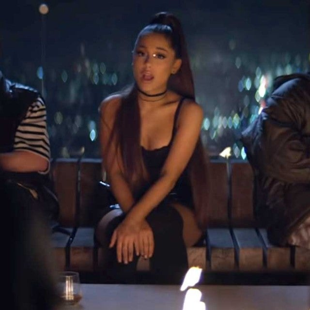 Ariana Grande in the 'Break Up with Your Girlfriend, I'm Bored' Music Video