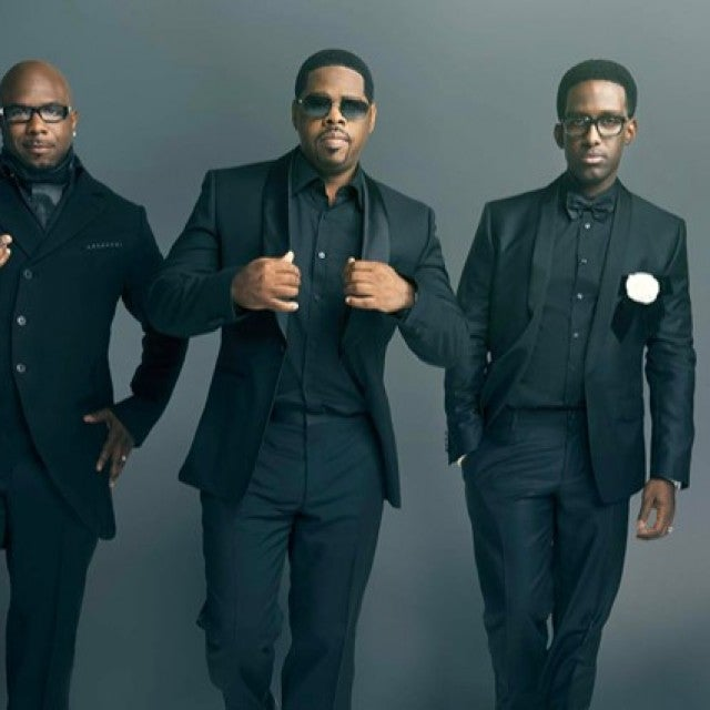 Boyz II Men Press Shot