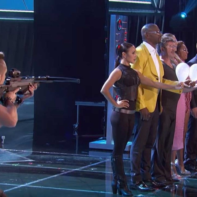Deadly Games on 'Americas' Got Talent: The Champions' finals