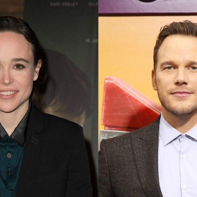 Ellen Page Chris Pratt