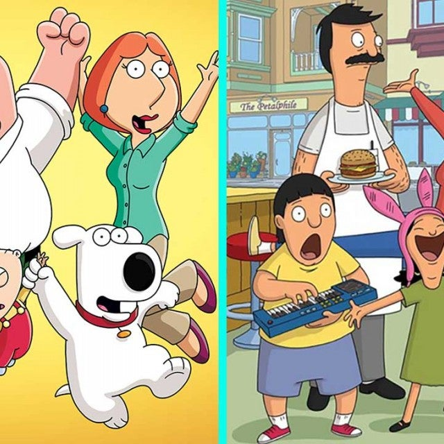 'Family Guy' and 'Bob's Burgers' on Fox