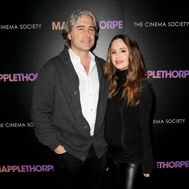 Eliza Dushku and Husband Peter