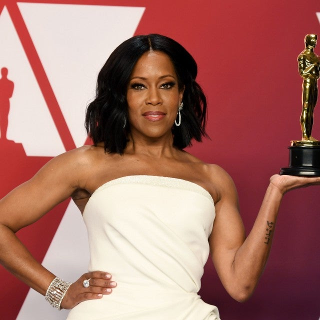Actor Regina King, winner of the Best Actress in a Supporting Role award