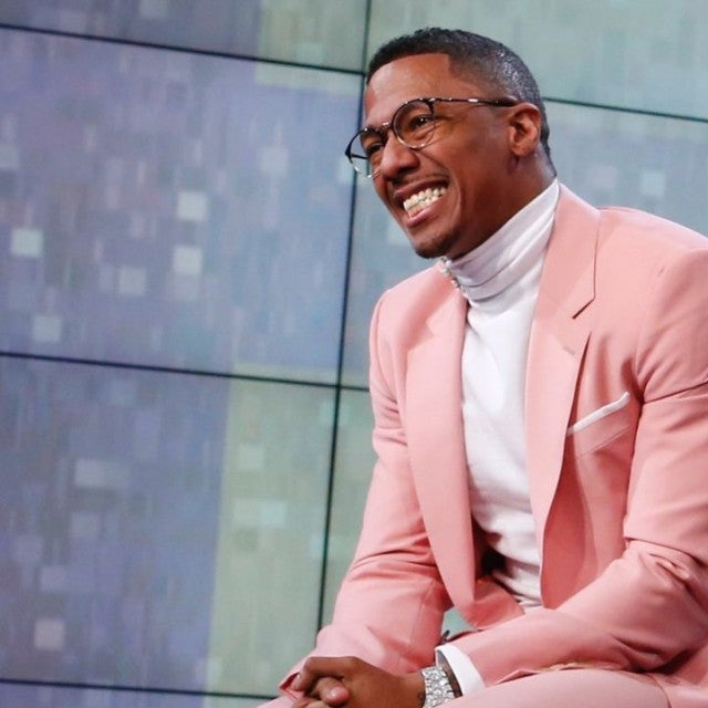 Nick Cannon hosts The Wendy Williams Show