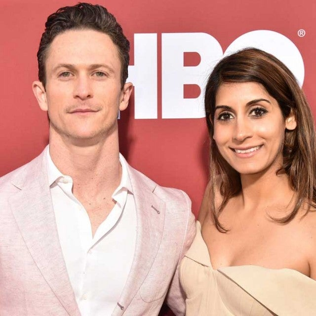 Jonathan Tucker and his wife, Tara Tucker