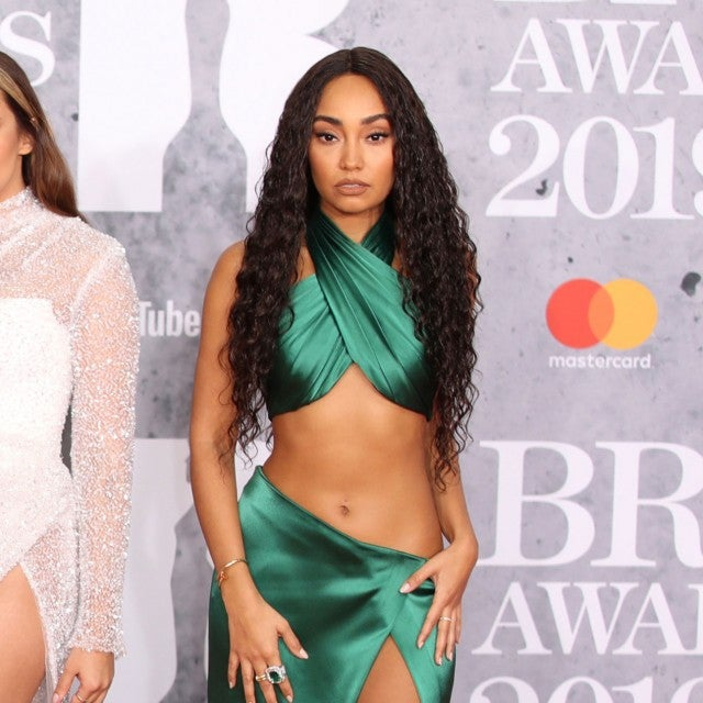 Leigh-Anne Pinnock at 2019 brit awards