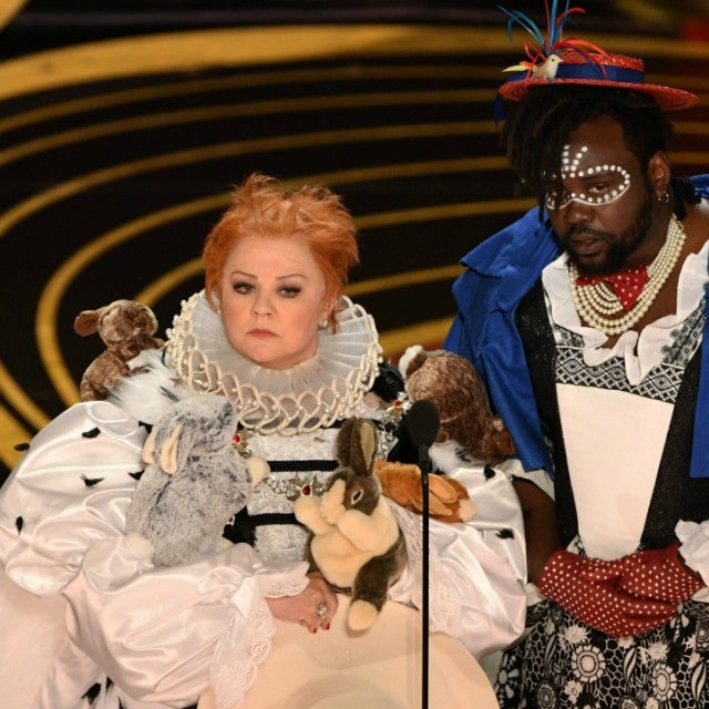 Melissa McCarthy and Brian Tyree Henry