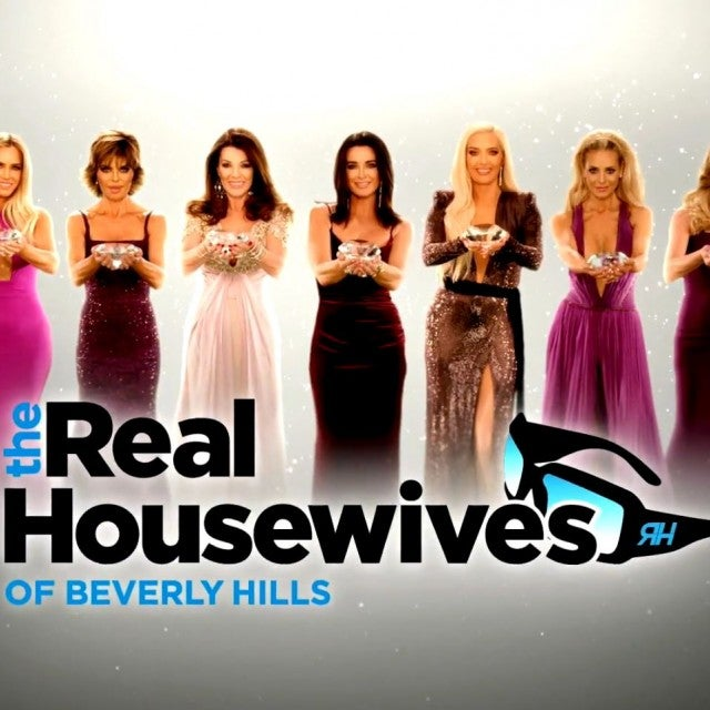 The cast of Bravo's 'The Real Housewives of Beverly Hills.'