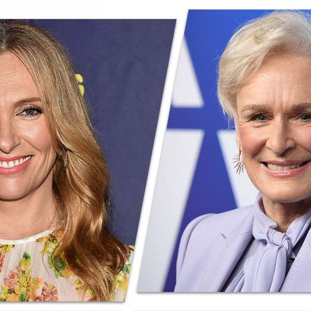 Toni Collette, Glenn Close