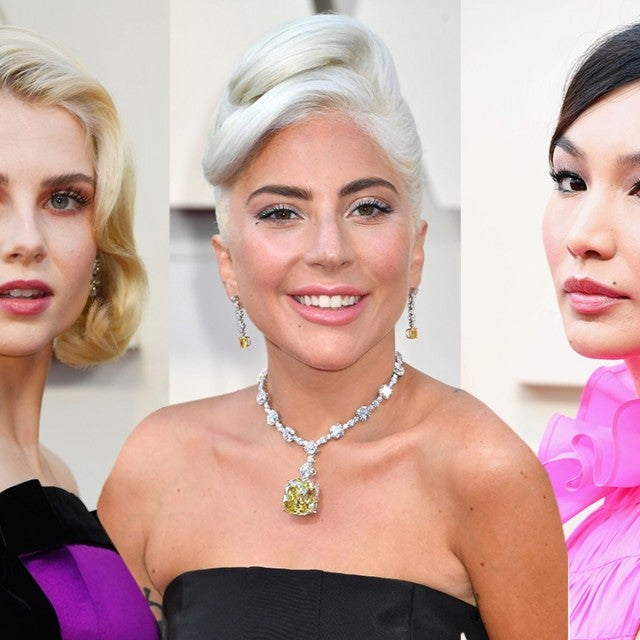 2019 Oscars beauty looks