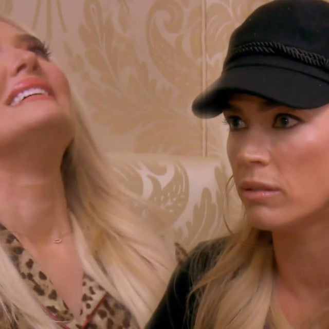 Erika Jayne and Teddi Mellencamp of 'The Real Housewives of Beverly Hills.'