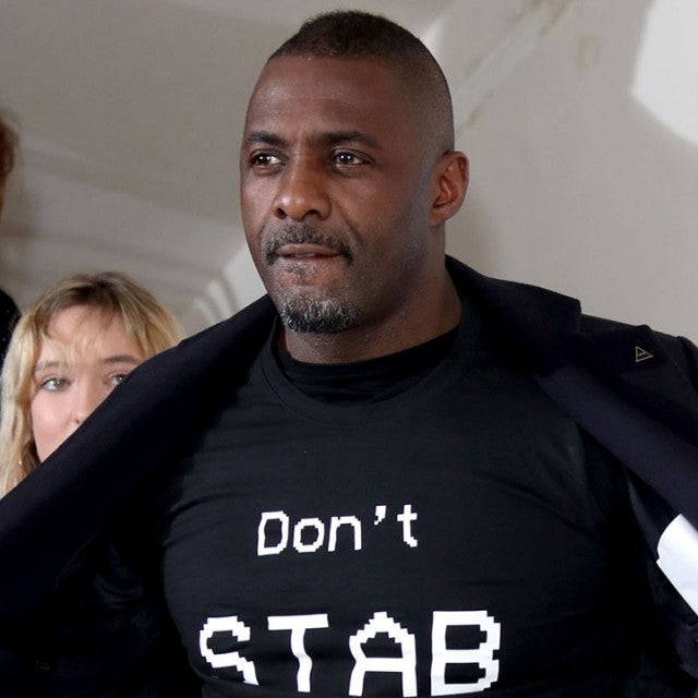 Idris Elba attends the National Film Awards