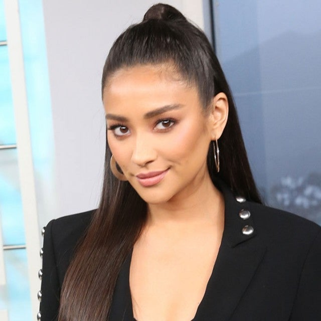 Shay Mitchell in November 2018