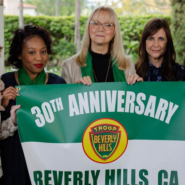 Troop Beverly Hills reunion