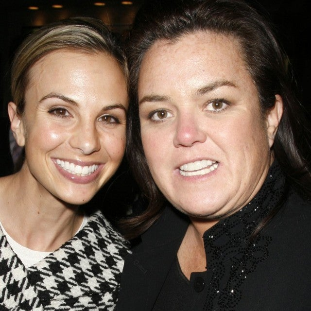 Rosie O'Donnell Elisabeth Hasselbeck Getty