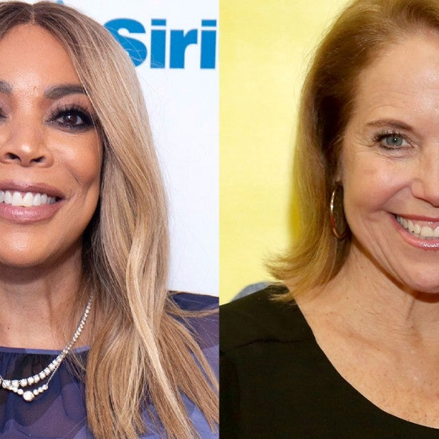 Wendy Williams and Katie Couric