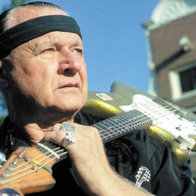 Dick Dale, the King of Surf Guitar