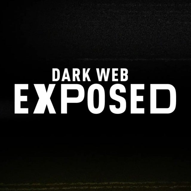 'Dark Web Exposed' logo