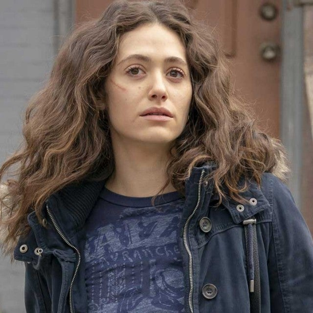 Emmy Rossum on Showtime's 'Shameless'
