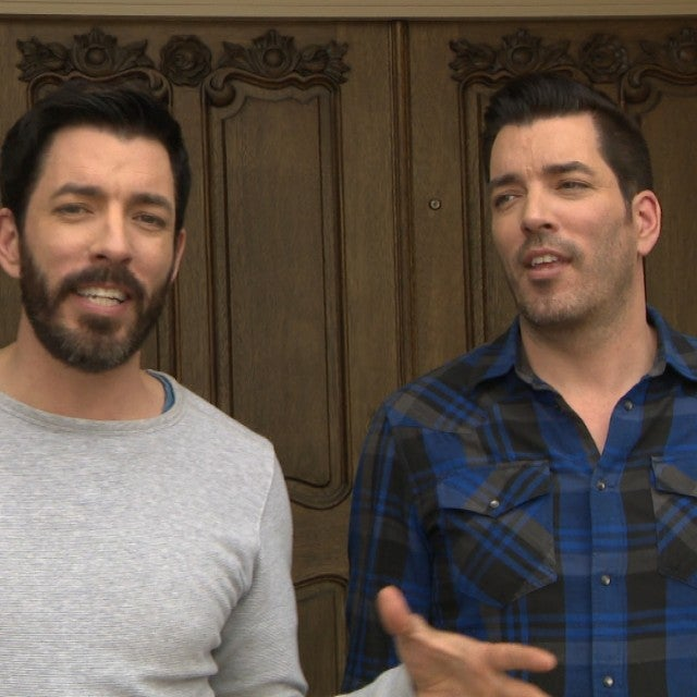 'A Very Brady Renovation': An Inside Look at the Remodel With the Property Brothers (Exclusive)