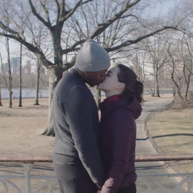 'God Friended Me' Sneak Peek: Miles and Cara Share a Kiss in the Same Spot They First Met (Exclusive)