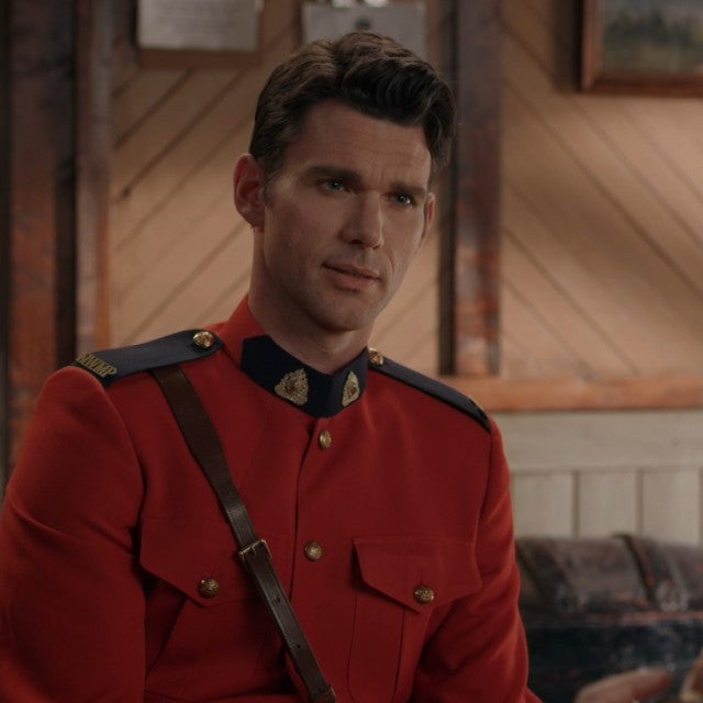 'When Calls the Heart': Watch Nathan Make His Debut as the New Mountie (Exclusive)