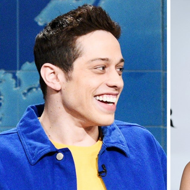 Pete Davidson Addresses Age Gap With Girlfriend Kate Beckinsale