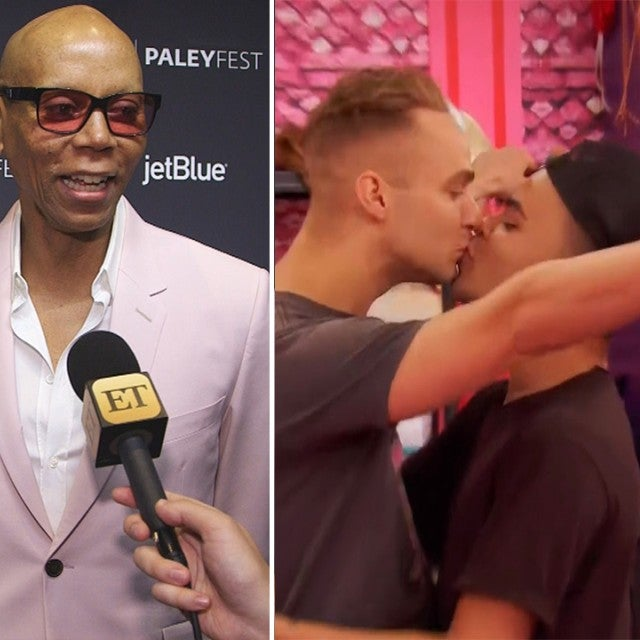 Vanessa Vanjie Mateo and the 'Drag Race' Judges Dish on the Brooke Lynn Hytes Romance (Exclusive)